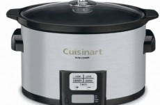 4 quart Cusinart Slow Cooker