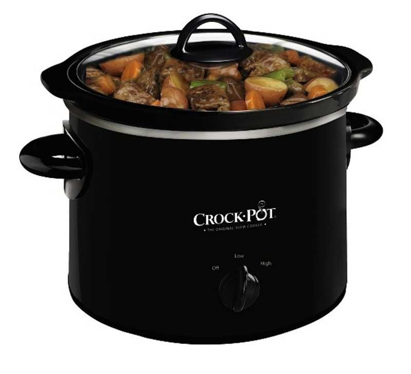 Crock Pot Manual Slow Cooker