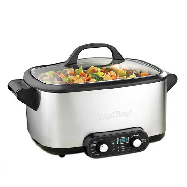 West-Bend-4-in-1-Multicooker-Slowcooker