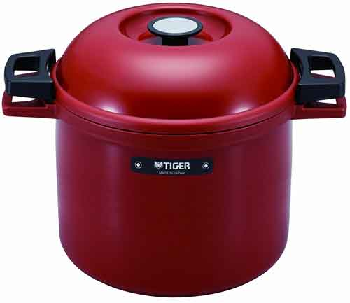TIGER NFH-G450 Non-Electric Thermal Slow Cooker 4.75qts