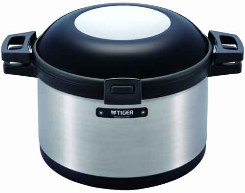 TIGER NFI-A800 XS Non-Electric Thermal Slow Cooker 8.45qts / 8.0 L