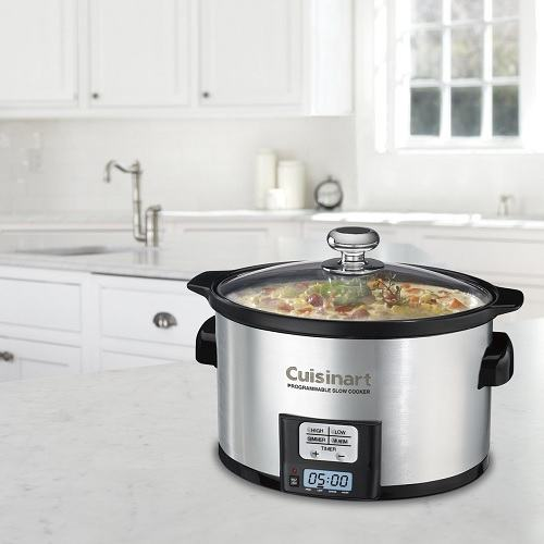 buying 4 qt slow cooker