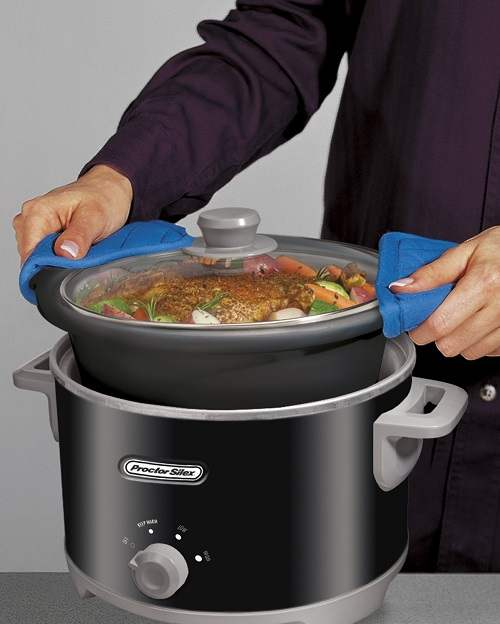 slow cooker small size